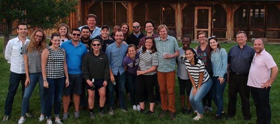 TMG Team Retreat in Montana